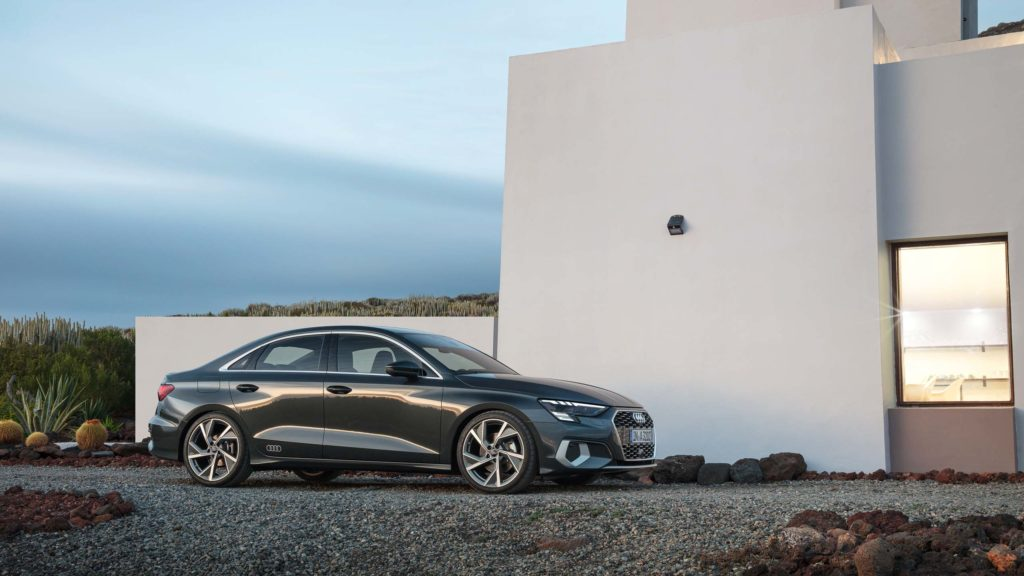2020 Audi A3 Limousine / Sportback
