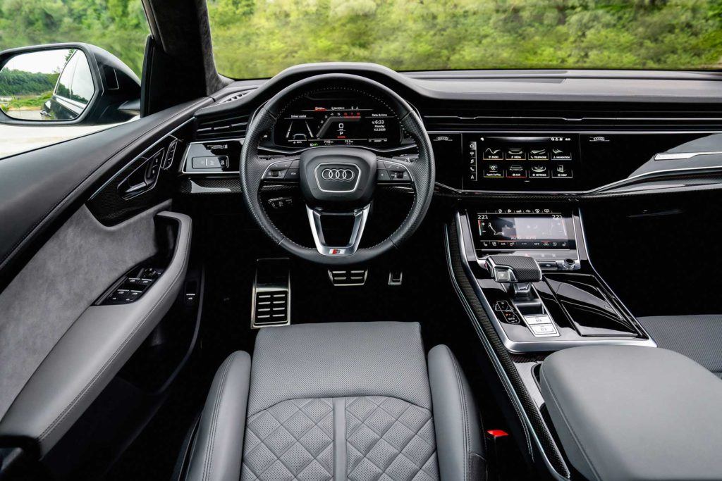 Audi SQ8 TFSI & Audi SQ7 TFSI Fanaticar Magazin
