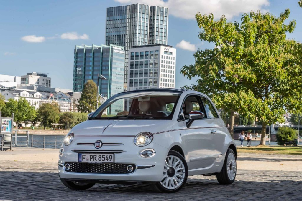 2020 Fiat 500 Dolce Vita Hybrid | Fanaticar Magazin