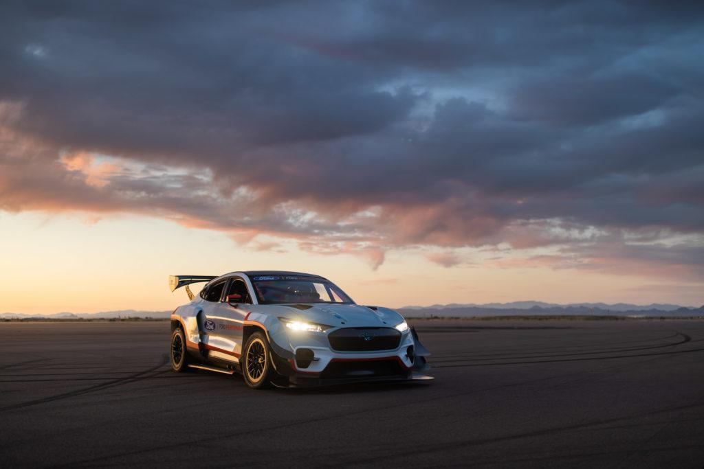 2020 Ford Mustang Mach-E 1400 | Fanaticar Magazin