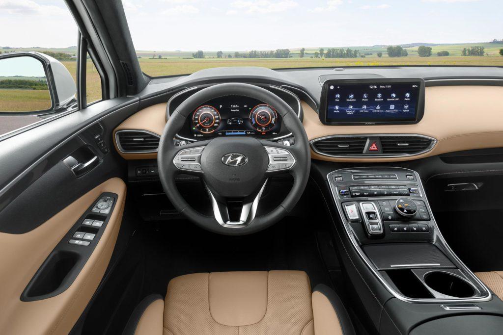 2020 Hyundai Santa Fe | Fanaticar Magazin