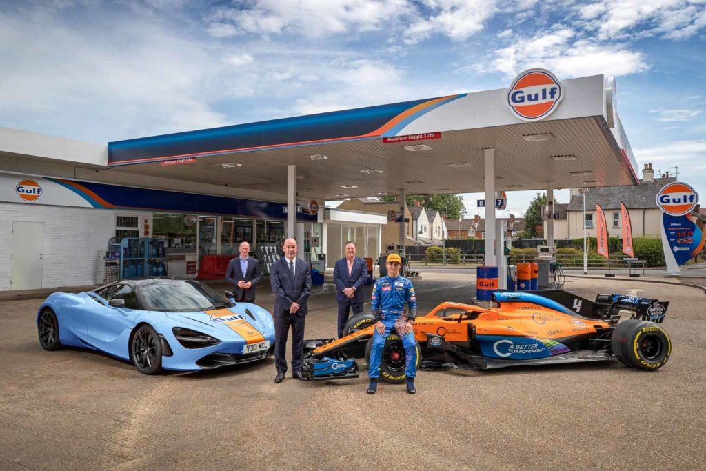 2020 McLaren Gulf | Fanaticar Magazin