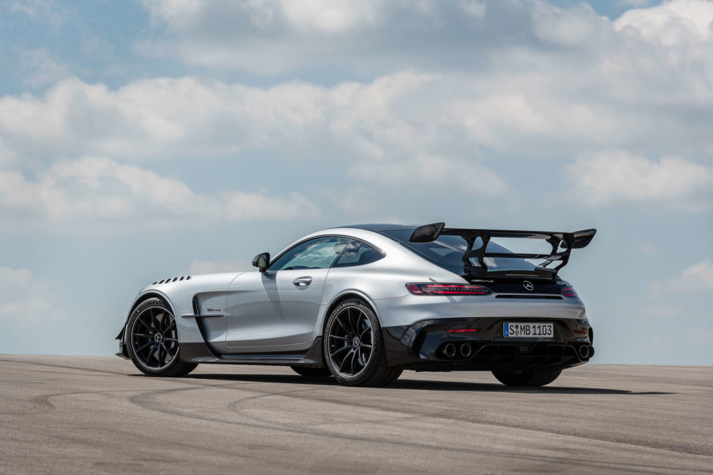 Mercedes-AMG GT Black Series - Fanaticar Magazin