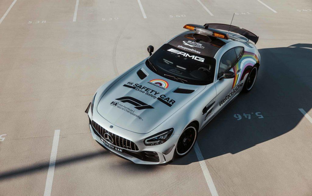 2020 Mercedes-AMG GT R Safety Car | Fanaticar Magazin