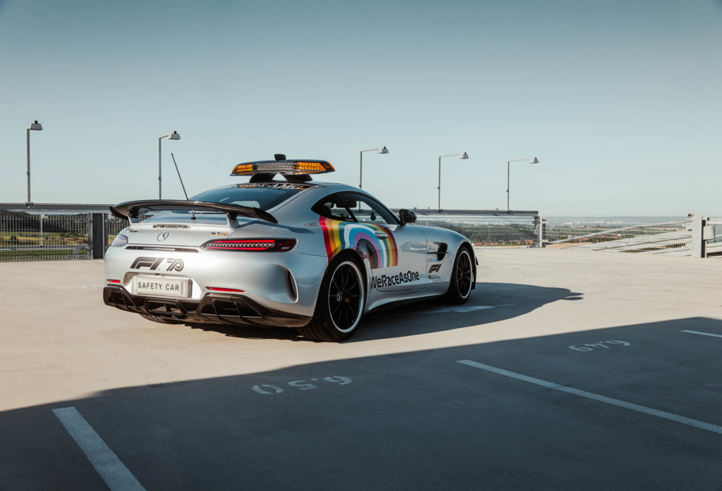 2020 Mercedes-AMG GT R Safety Car | Fanaticar Magazin