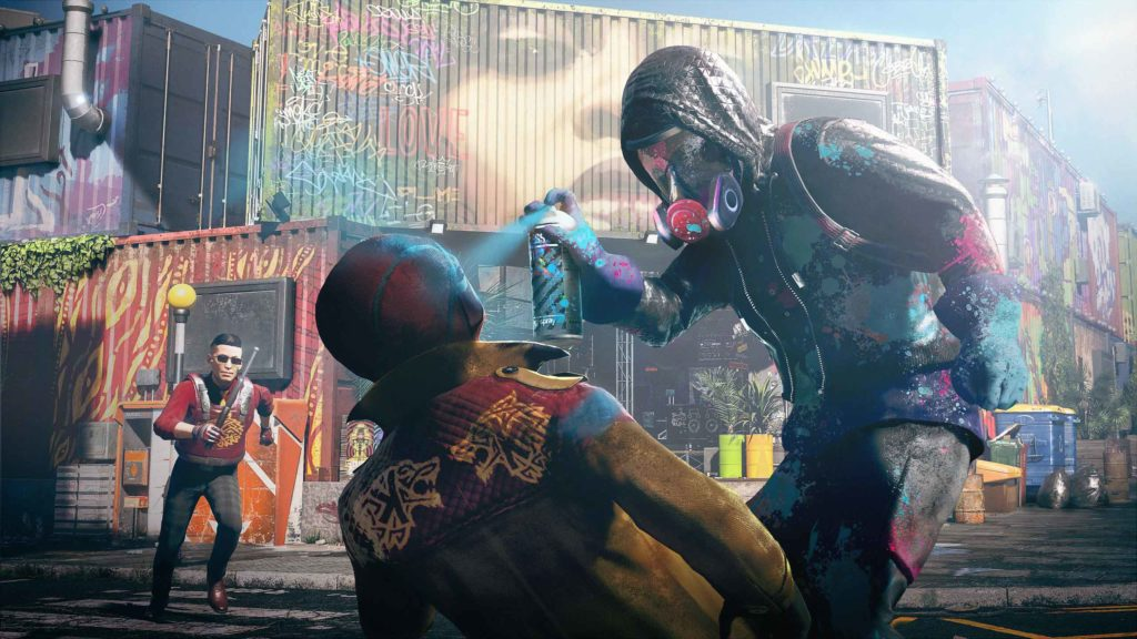 2020 Watch Dogs Legion | Fanaticar Magazin
