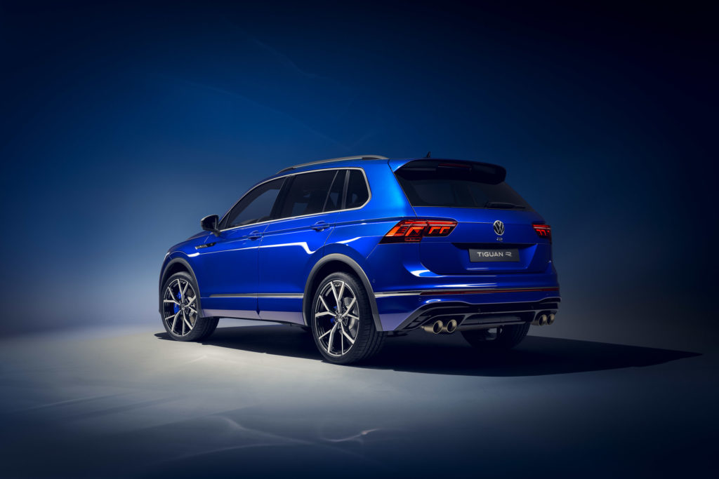2020 Volkswagen Tiguan R | Fanaticar Magazin