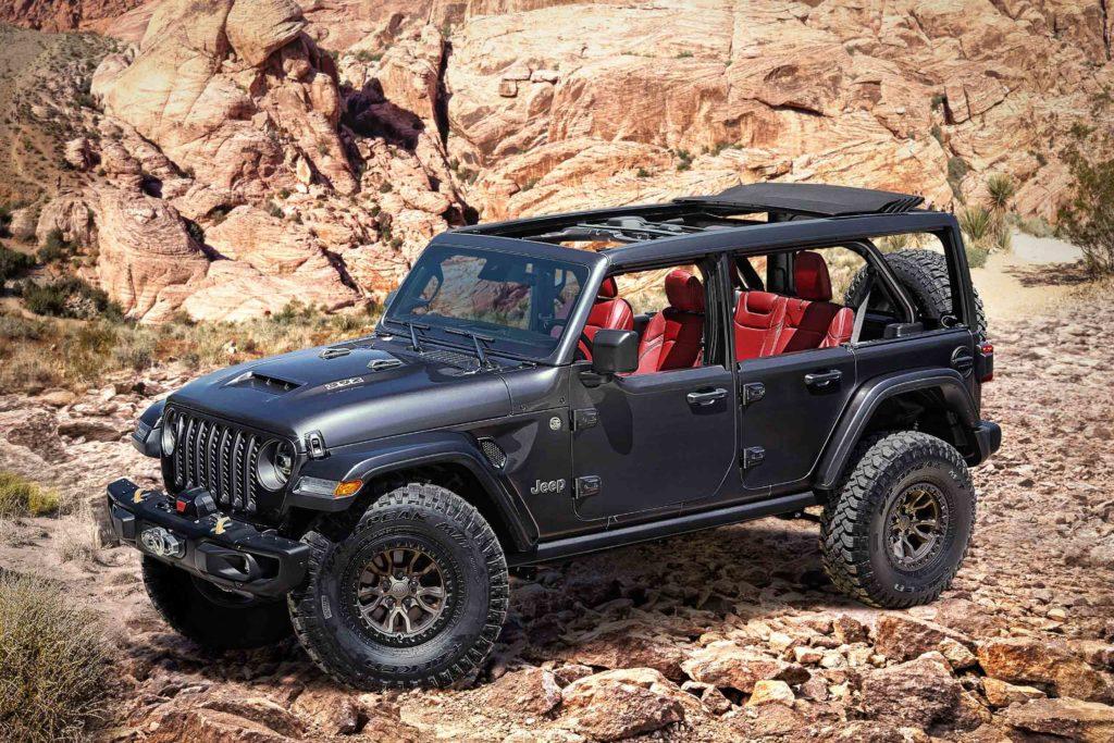 2020 Jeep Wrangler Rubicon 392 Concept | Fanaticar Magazin