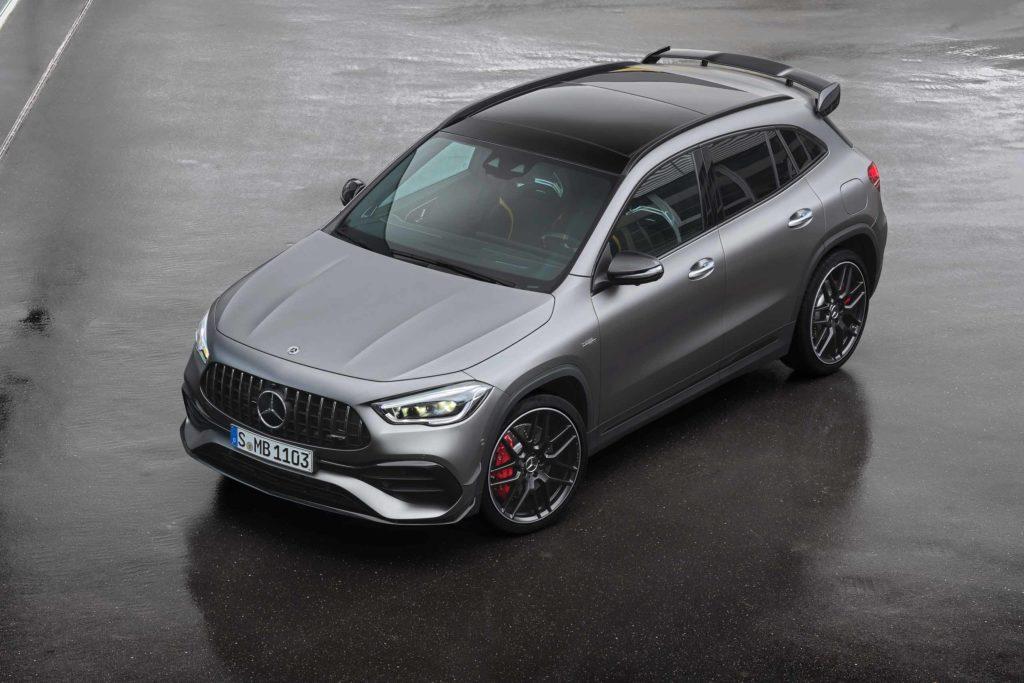2021 Mercedes-GLA 45 AMG | Fanaticar Magazin