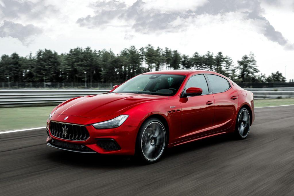 2021 Maserati Ghibli Trofeo & Maserati Quattroporte Trofeo | Fanaticar Magazin