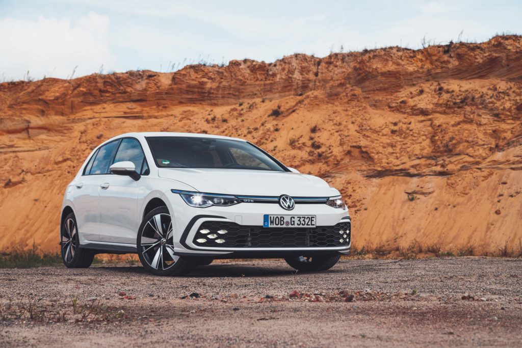 2020 Volkswagen Golf 8 GTE | Fanaticar Magazin