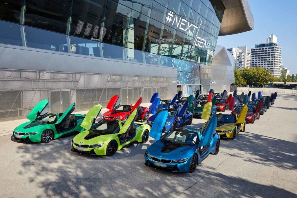 2020 BMW i8 Roadster | Fanaticar Magazin