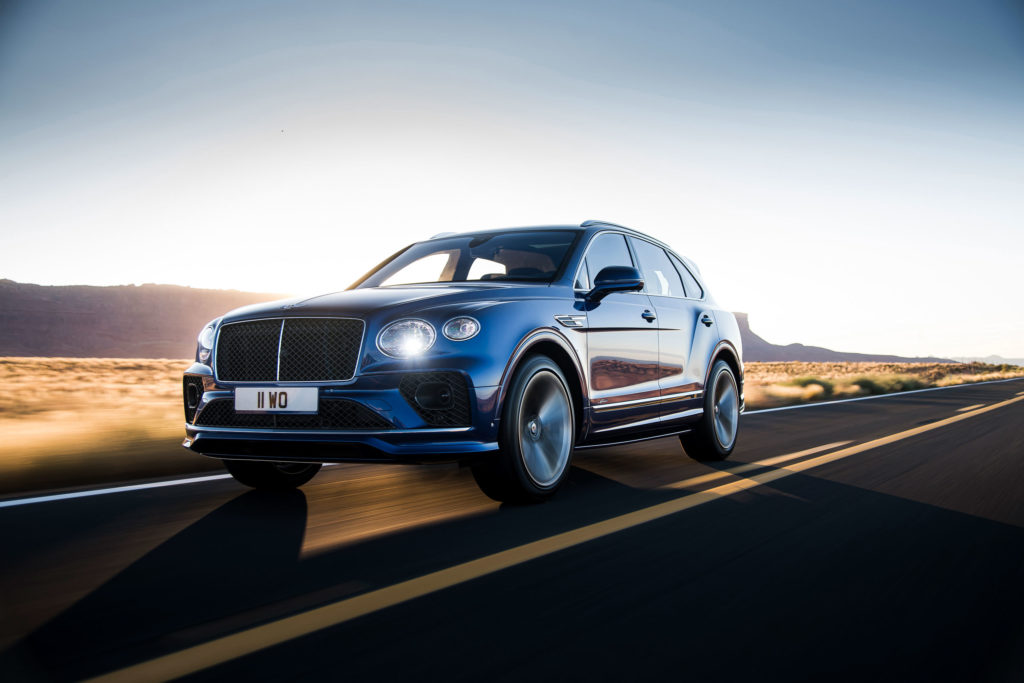 2020 Bentley Bentayga Speed | Fanaticar Magazin