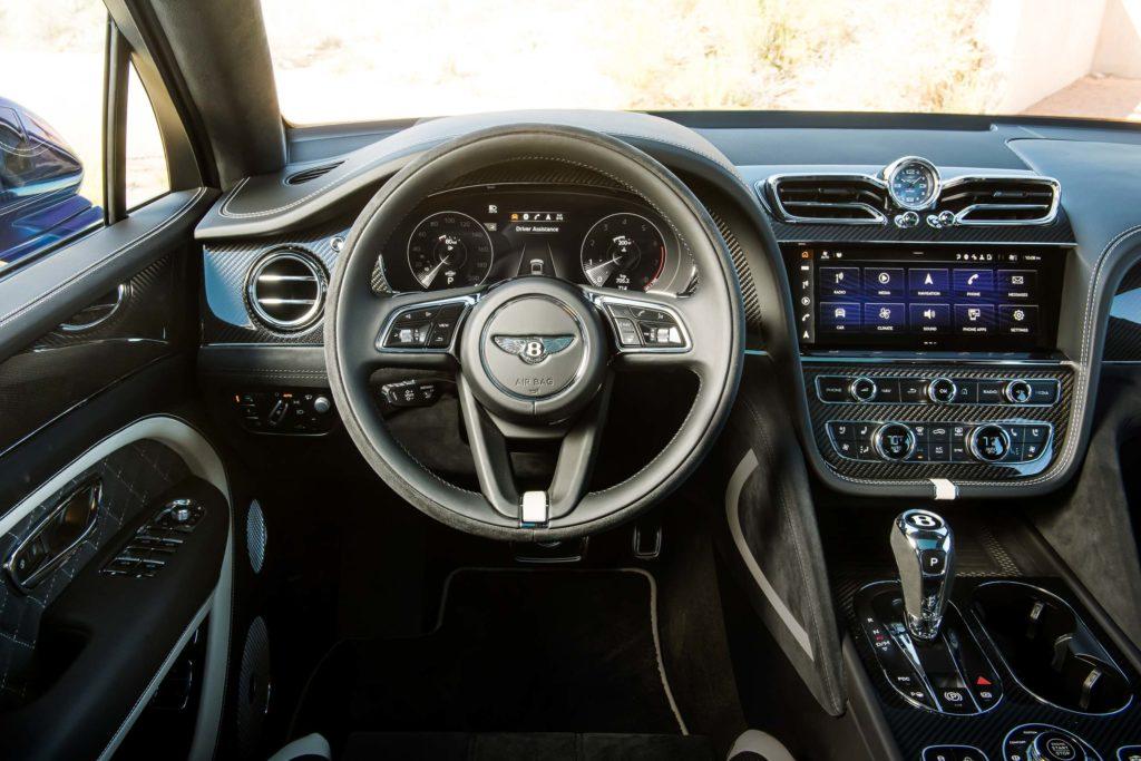 2020 Bentley Bentayga Speed | Fanaticar Magazin