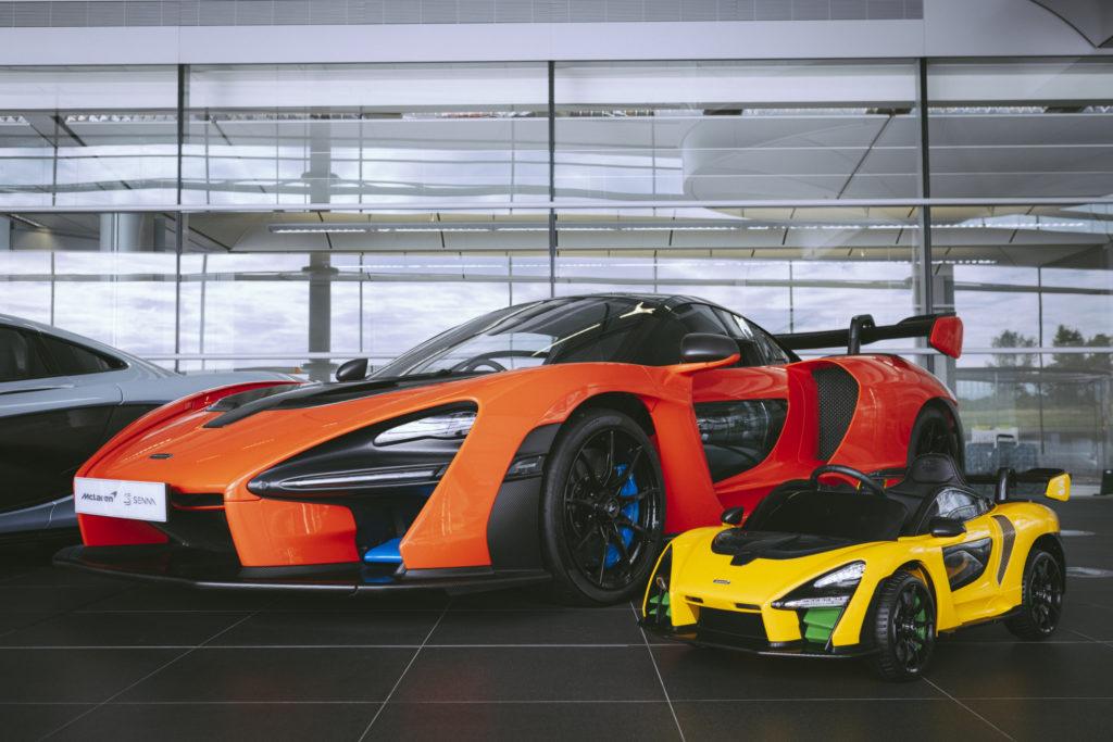 McLaren Senna Ride On