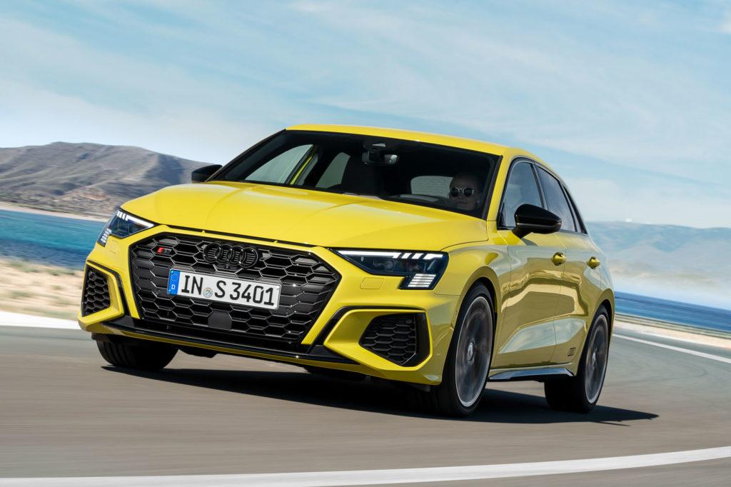 2020 Audi S3 Limousine / Sportback | Fanaticar Magazin