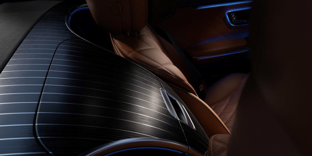 2021 Cockpit Mercedes-Benz S-Klasse   Fanaticar Magazin