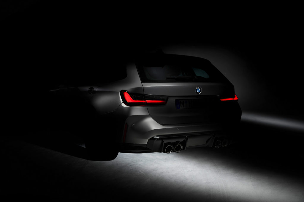 2021 BMW M3 Touring | Fanaticar Magazin
