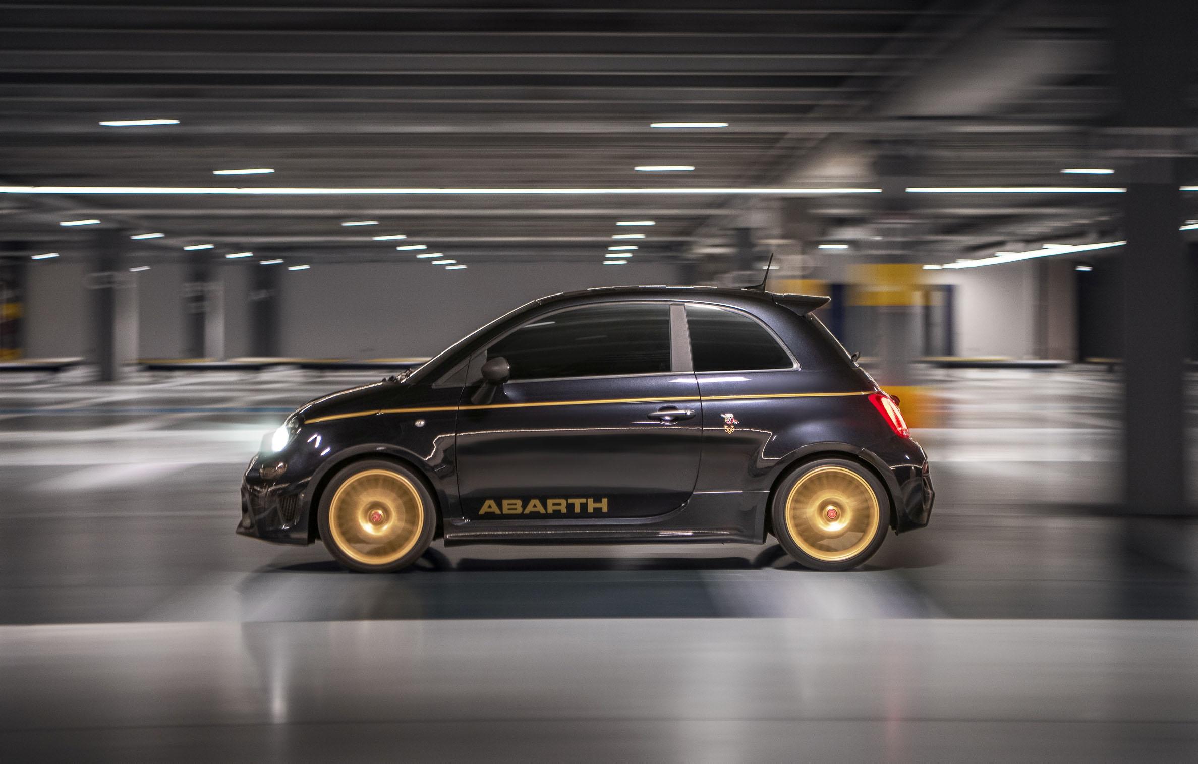 Abarth 595 Scorpioneoro | Fanaticar Magazin