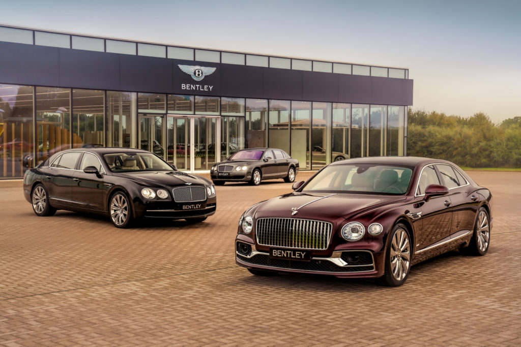 2020 Bentley Flying Spur | Fanaticar Magazin