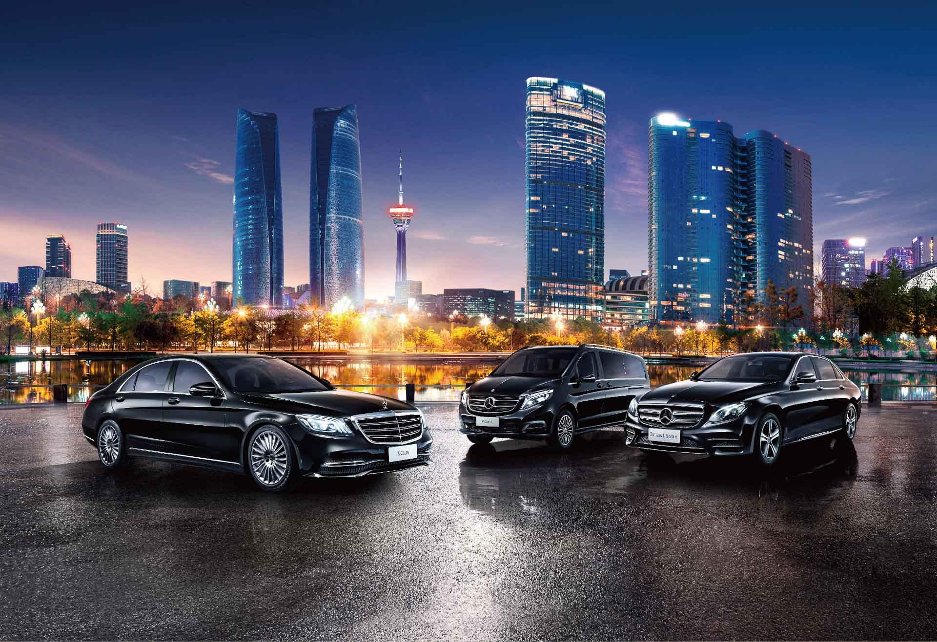 Daimler China Starrides