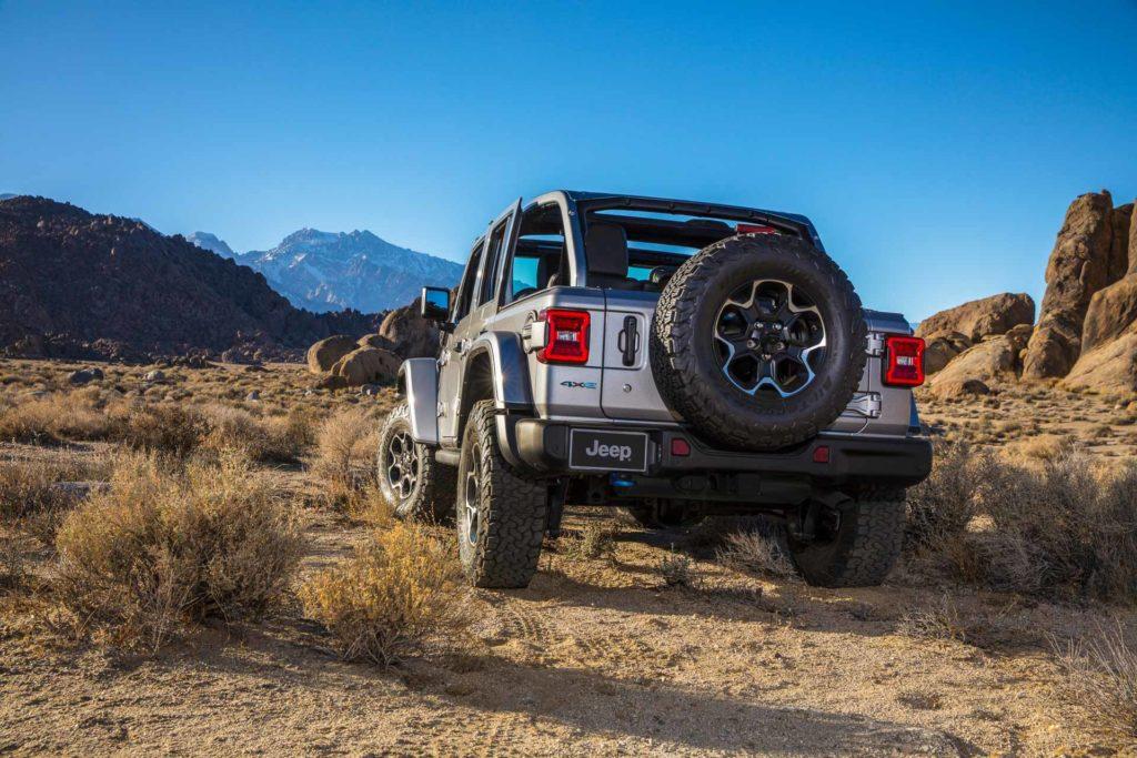 2021 Jeep Wrangler 4xe | Fanaticar Magazin
