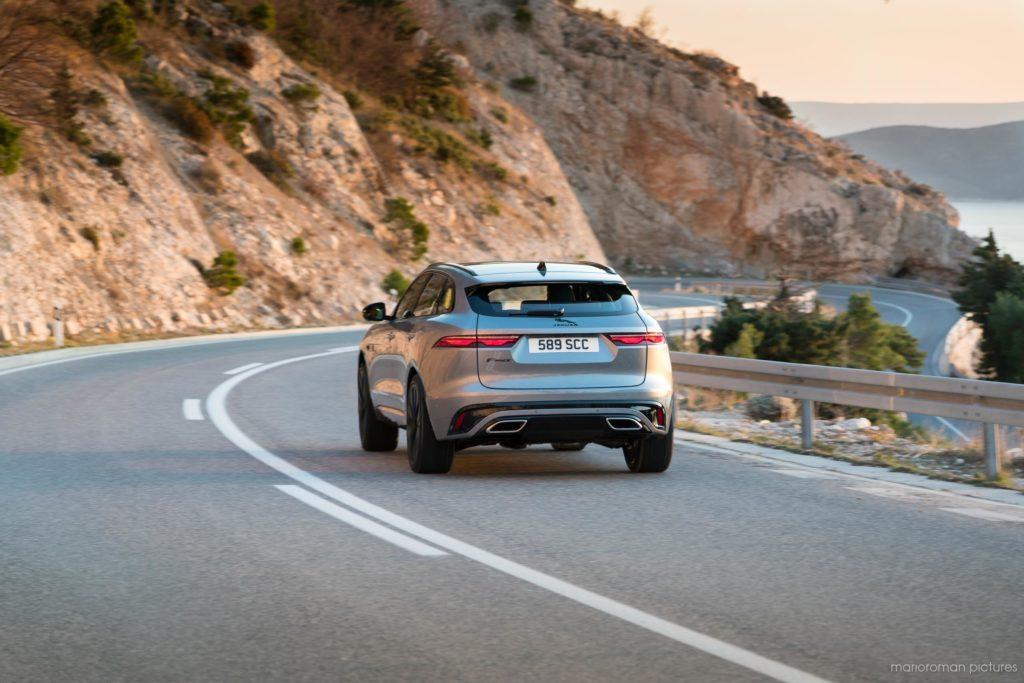 2021 Jaguar F-Pace   Fanaticar Magazin