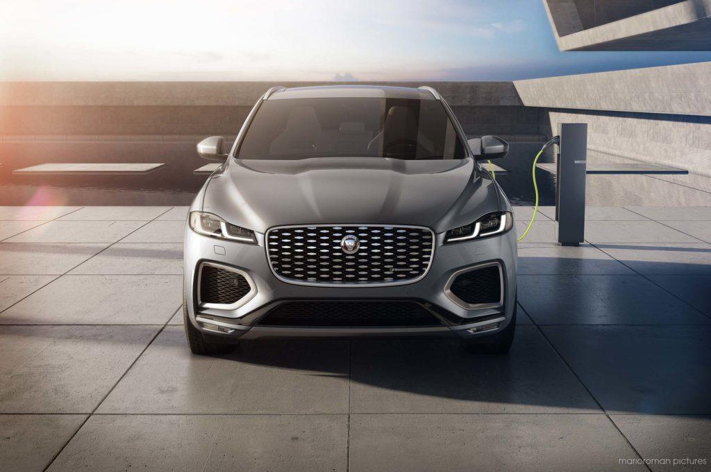 2021 Jaguar F-Pace | Fanaticar Magazin