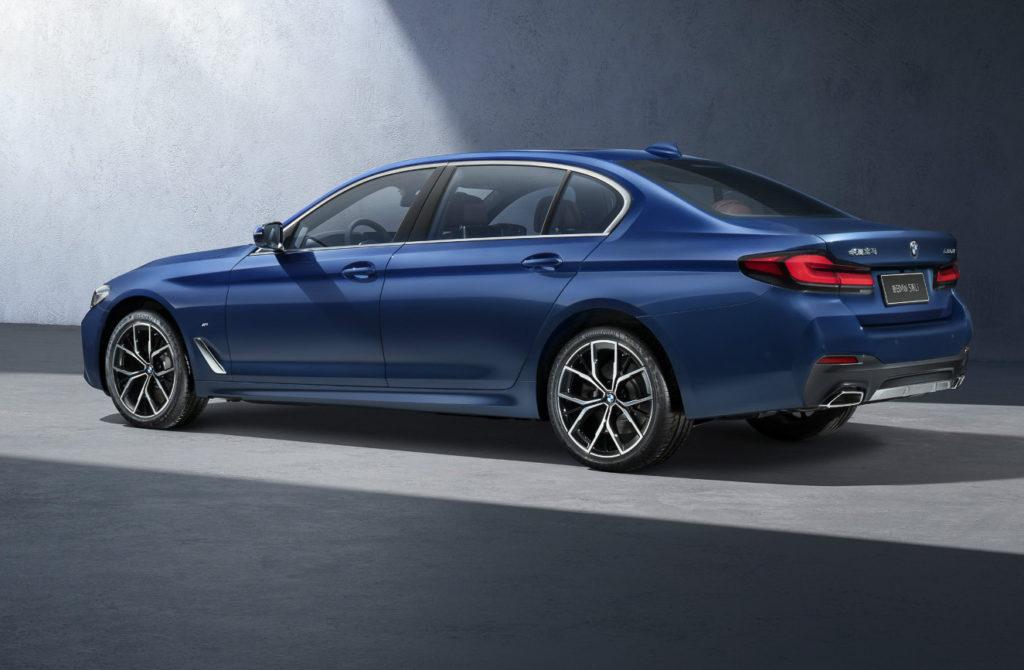 2021 BMW 5er Langvariante   Fanaticar Magazin
