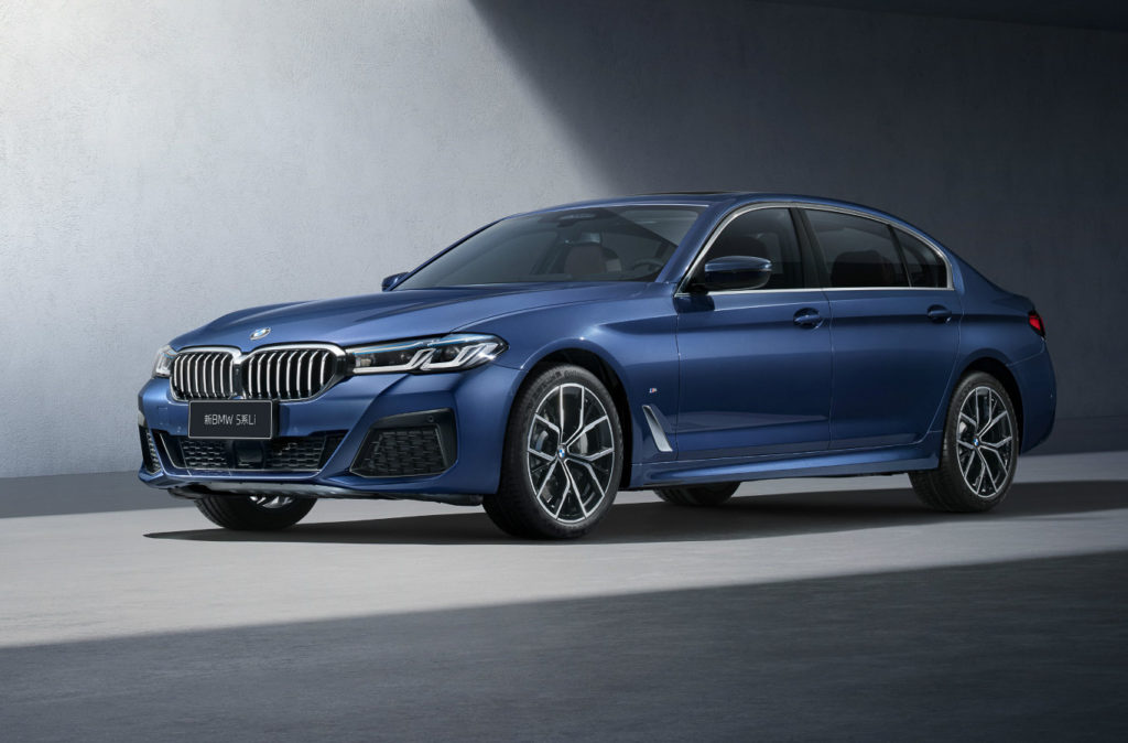 2021 BMW 5er Langvariante | Fanaticar Magazin