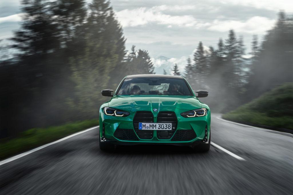 2021 BMW M3 Limousine (G80) und BMW M4 Coupe (G82) | Fanaticar Magazin