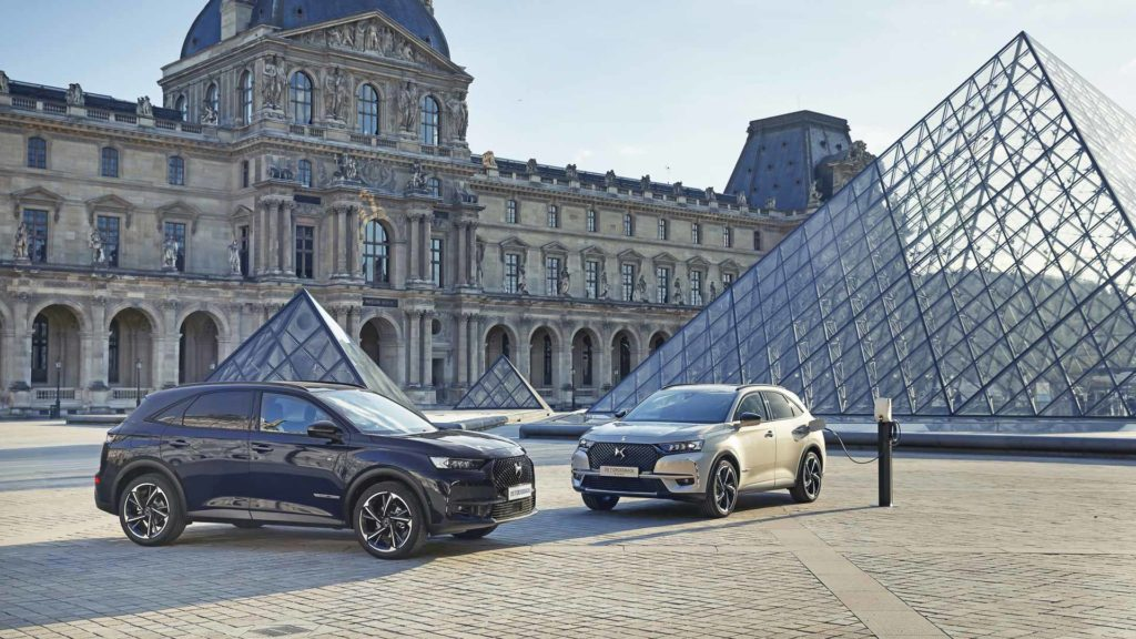 2021 DS7 Crossbrack Louvre | Fanaticar Magazin