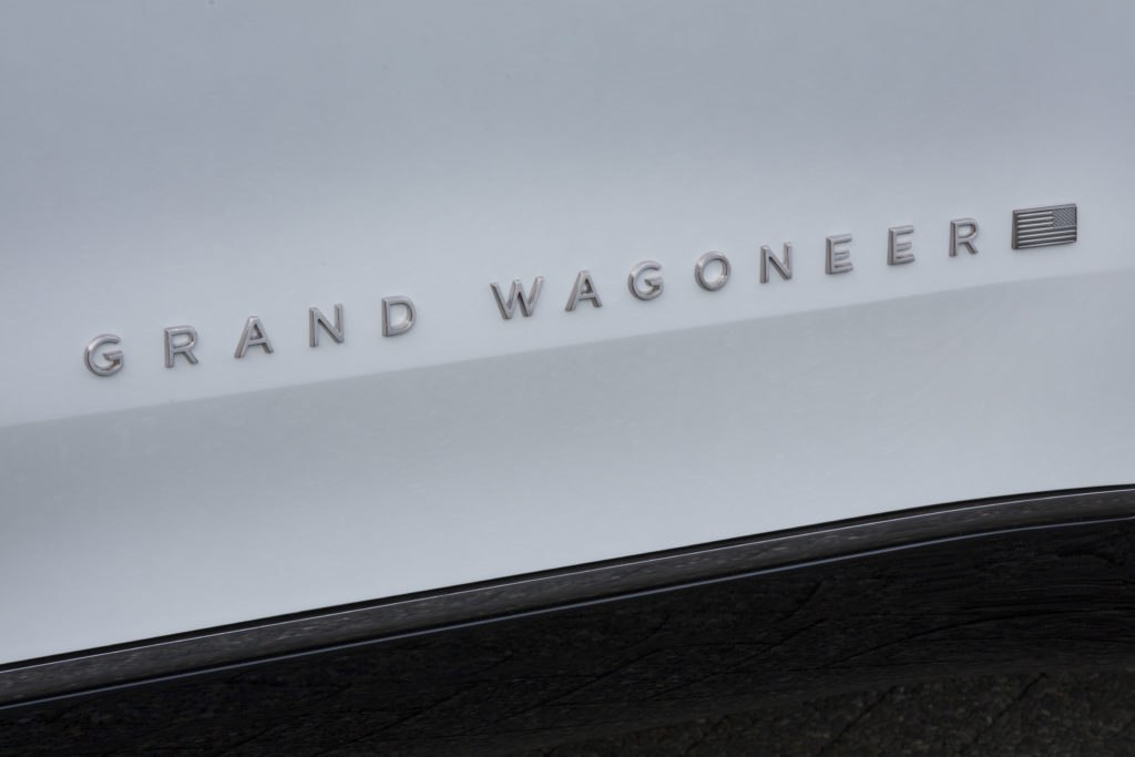 2021   Jeep Wagoneer Concept   Fanaticar Magazin
