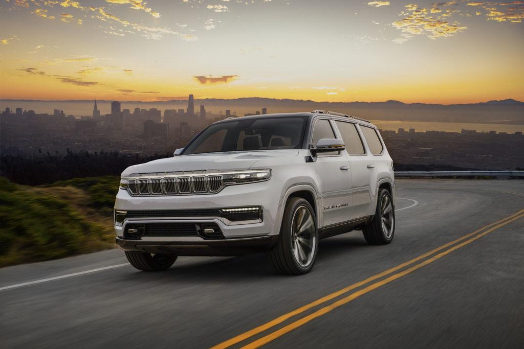 2021 | Jeep Wagoneer Concept | Fanaticar Magazin