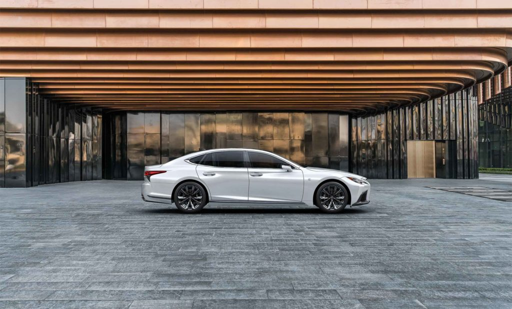 2021 Lexus LS 500h | Fanaticar Magazin