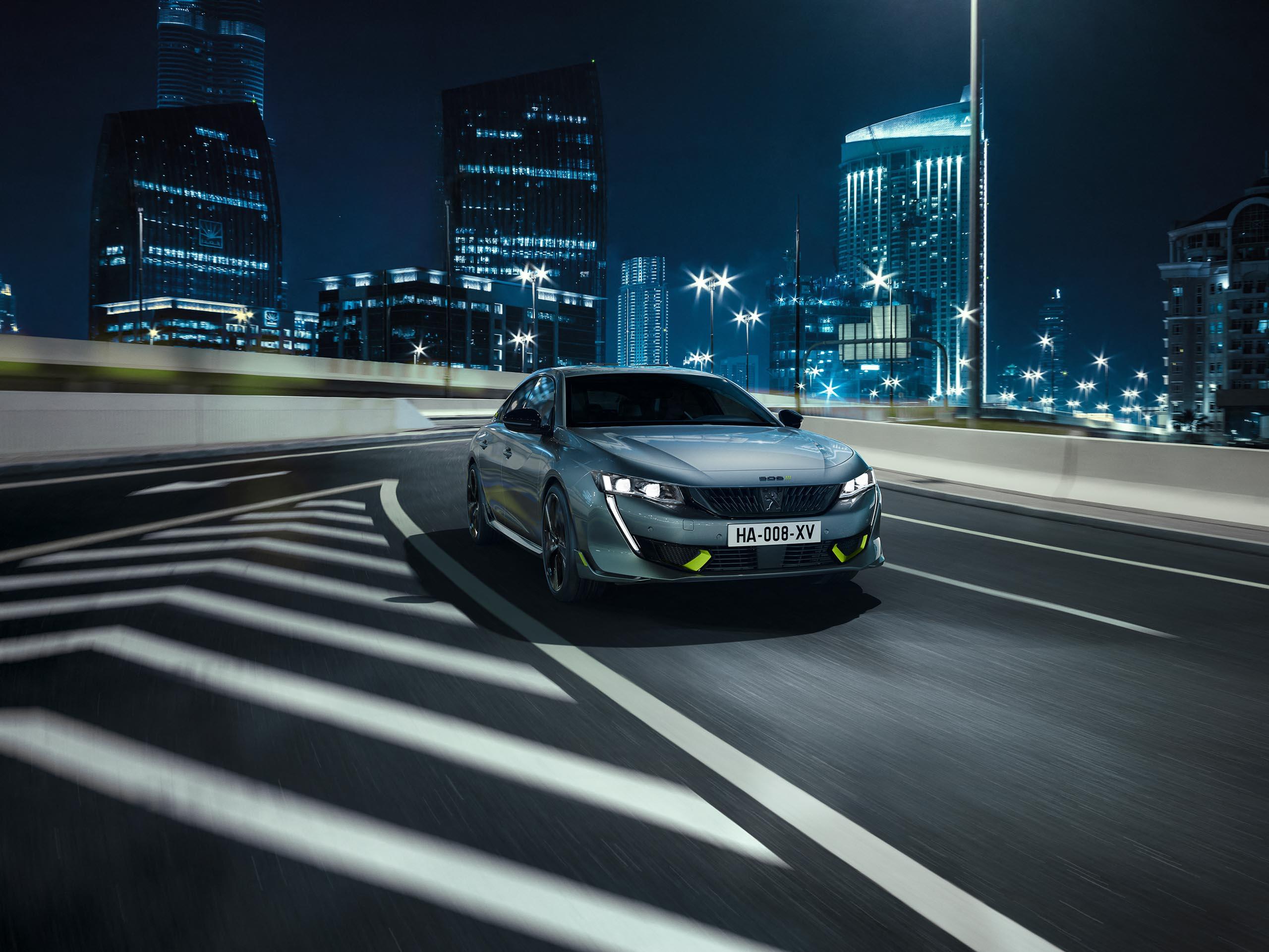 Peugeot 508 PSE Hybrid | Fanaticar Magazin