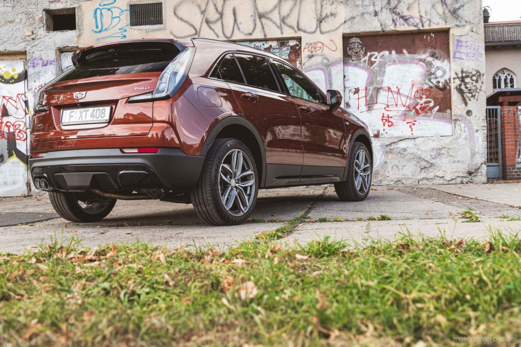 2020 Cadillac XT4   Fanaticar Magazin / MarioRoman Pictures