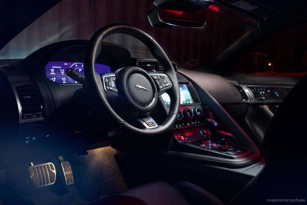 2021 | Jaguar F-Type P575 Coupé | Fanaticar Magazin / MarioRoman Pictures