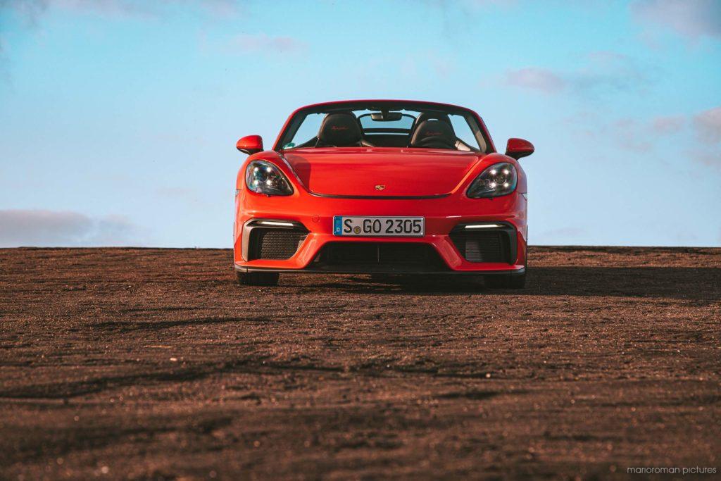 2020 Porsche 718 Spyder | Fanaticar Magazin / MarioRoman Pictures