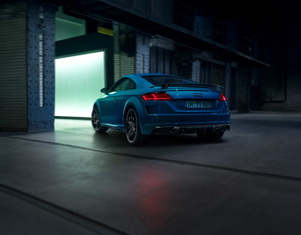 2021 Audi TT S-line competition plus