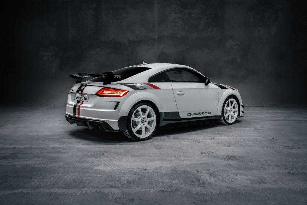 2021 Audi TT RS 40 Jahre quattro | Fanaticar Magazin