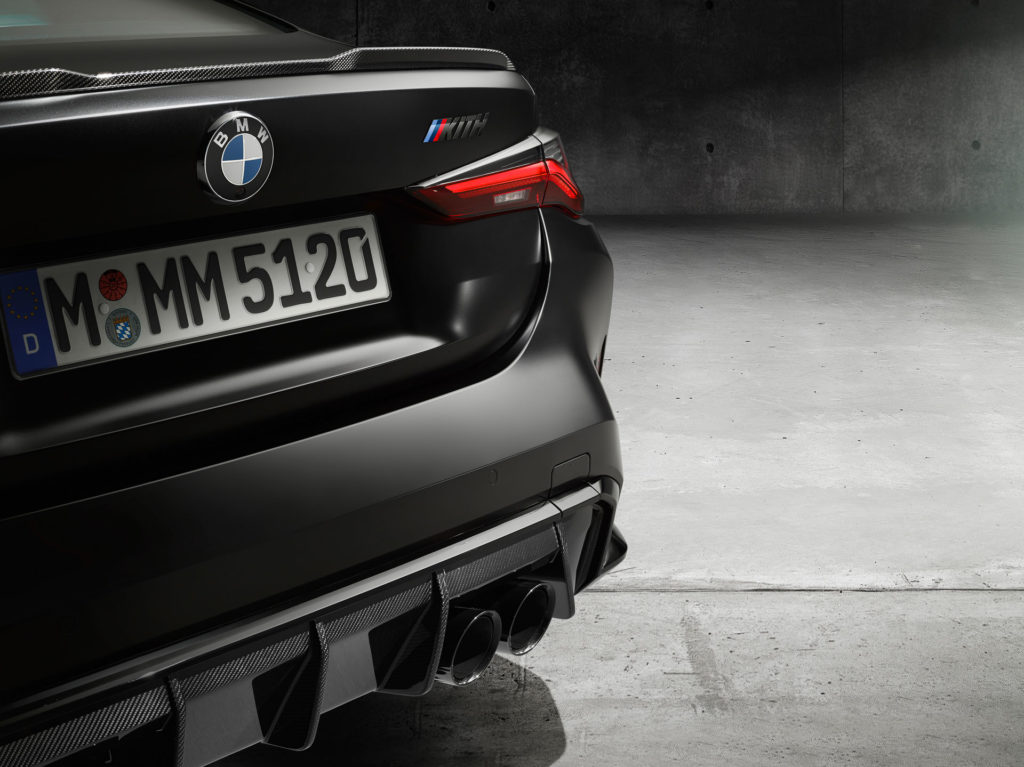 2021 BMW M4 Competition x KITH | Fanaticar Magazin