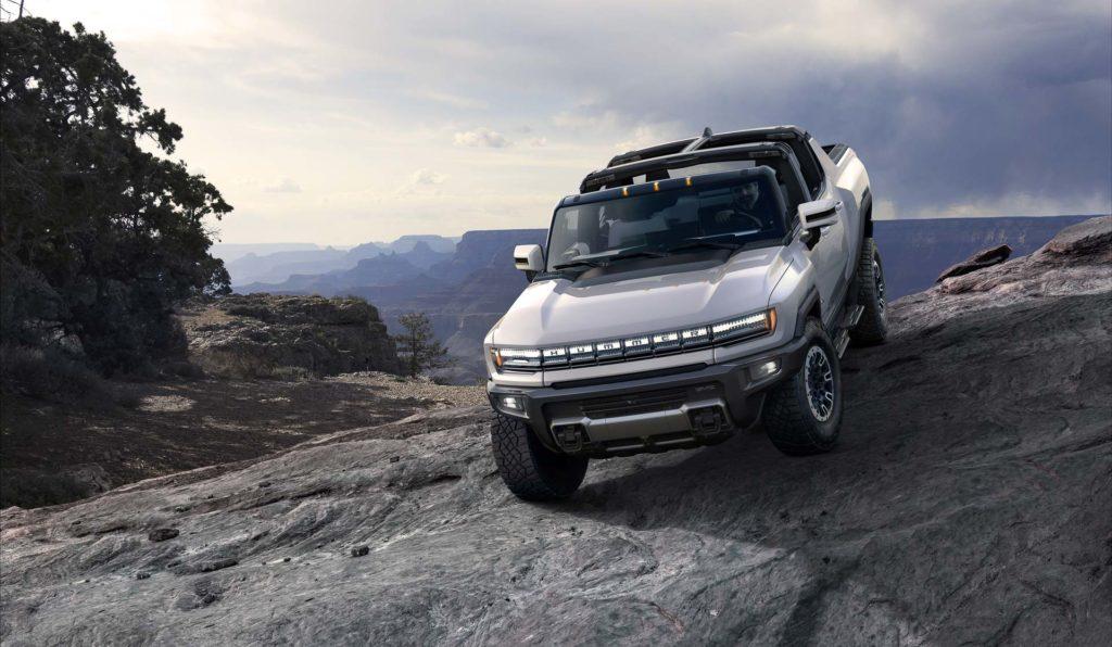2021 GMC Hummer EV | Fanaticar Magazin