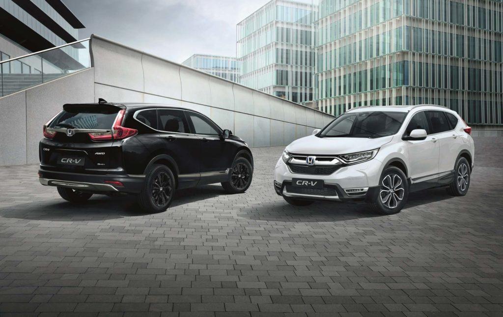 2021 Honda CR-V e:HEV Sport Line | Fanaticar Magazin