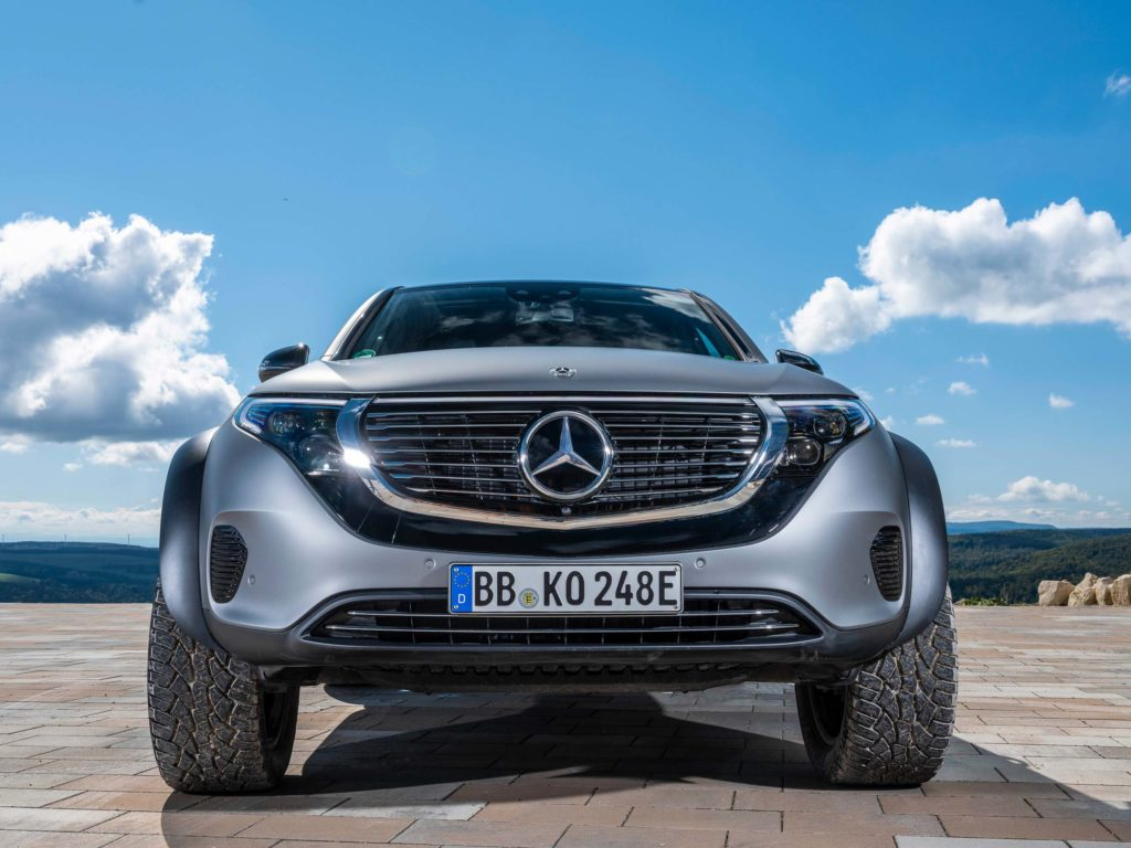 2021 Mercedes-Benz EQC 4x4 ² | Fanaticar Magazin