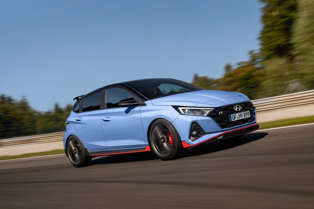 New 2021 Hyundai i20 N | Fanaticar Magazin