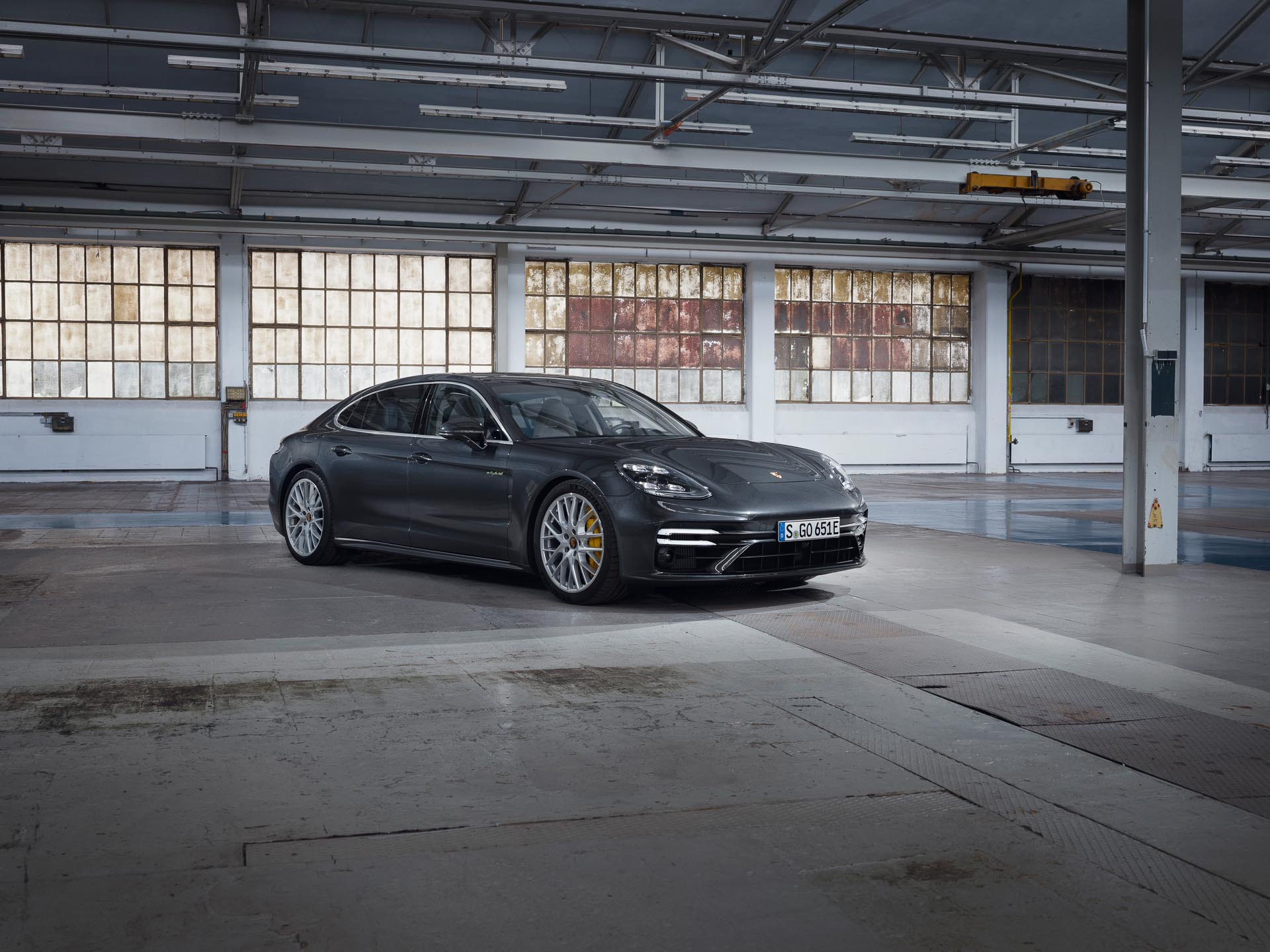 Porsche Panamera Turbo S E-Hybrid Executive | Fanaticar Magazin