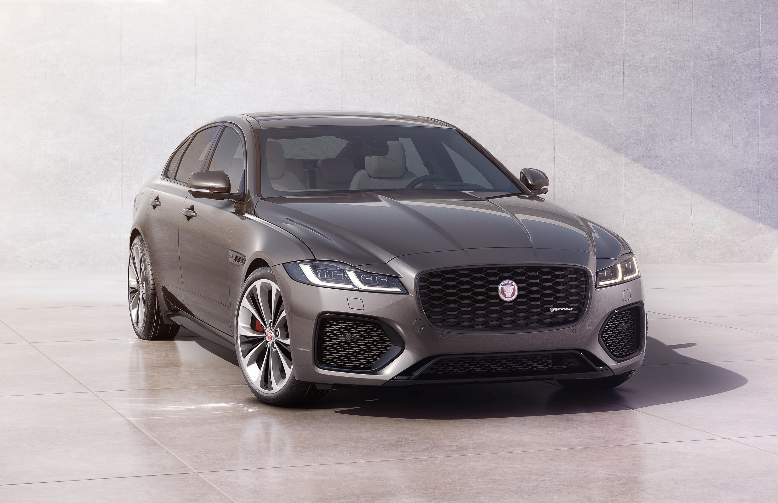 2021 Jaguar XF | Fanaticar Magazin