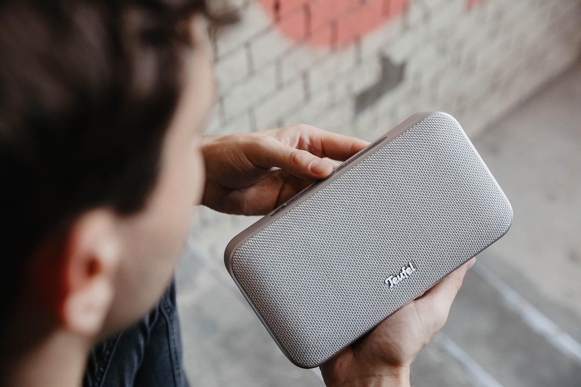 Teufel Motiv Go Bluetooth-Stereo-Speaker | Fanaticar Magazin