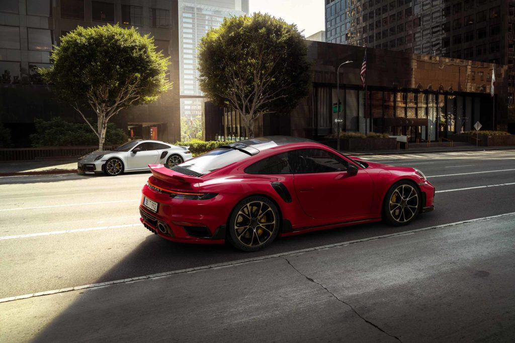 2020 Techart Porsche 911 Turbo S | Fanaticar Magazin